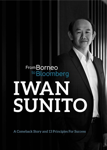 From Borneo to Bloomberg Book Cover