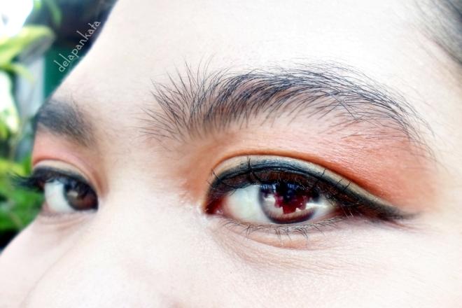 Detail Mata (Eye Shadow & Eye Liner)