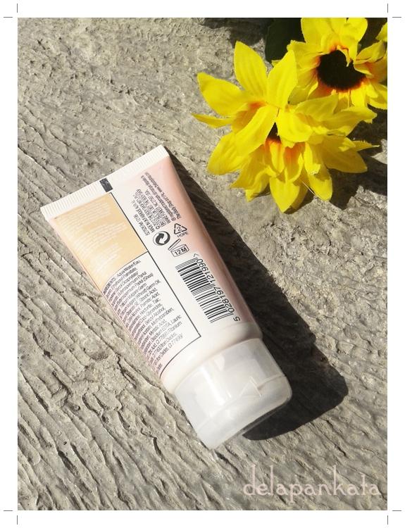 Tampilan belakang Vitamin E Cool BB Cream 50ml (Dok. pribadi)