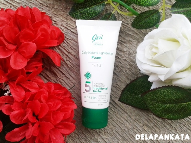 Gizi Facial Foam