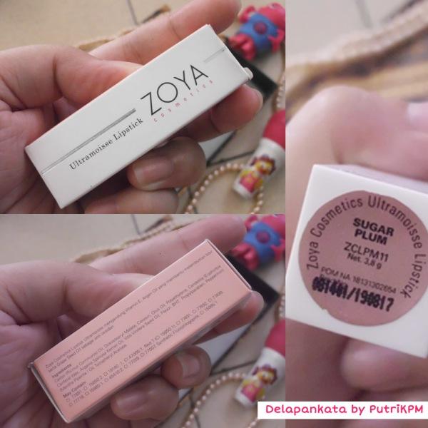 Box lipstick