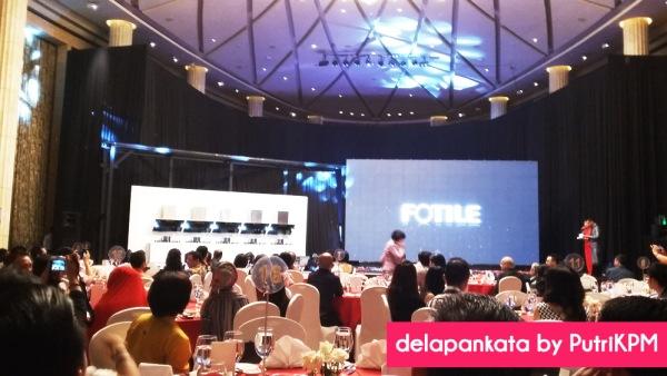 Fotile Brand Launching - Bali Room Kempinski Jakarta, 7 Mei 2015