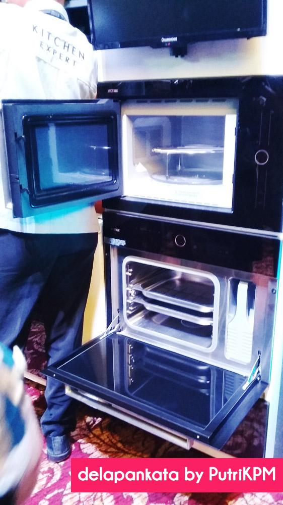 Microwave Oven dan Oven merek Fotile.