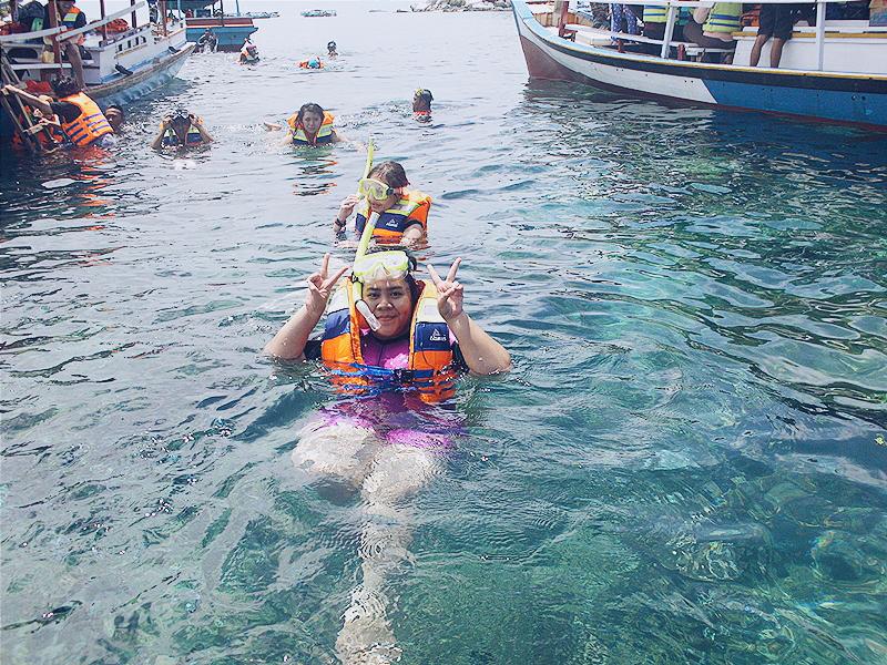 Snorkeling? Siapa takut!
