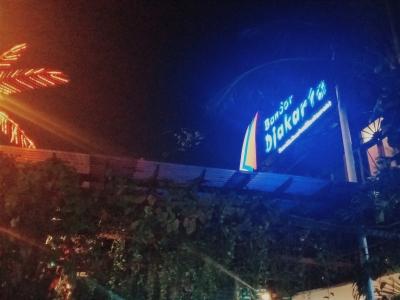 Lokasi Buka Bersama, Bandar Djakarta Ancol