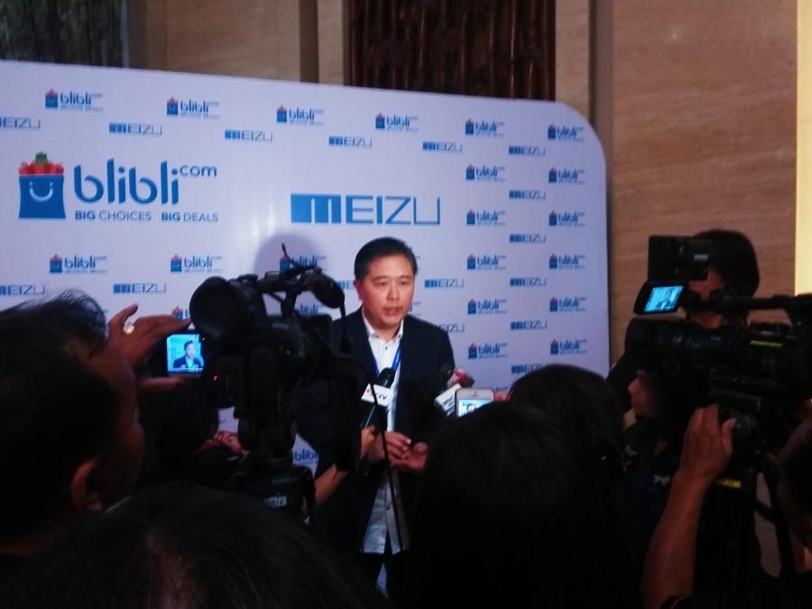 Pak Kusumo Martanto, CEO Blibli.com