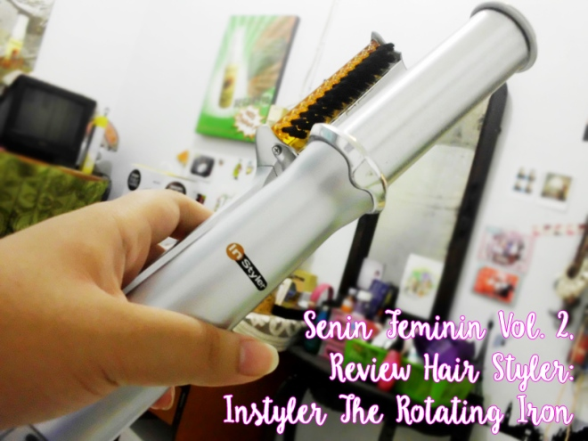 Review Instyler The Rotating Iron