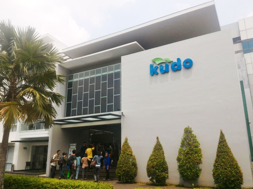 Kudo HQ, so homey!