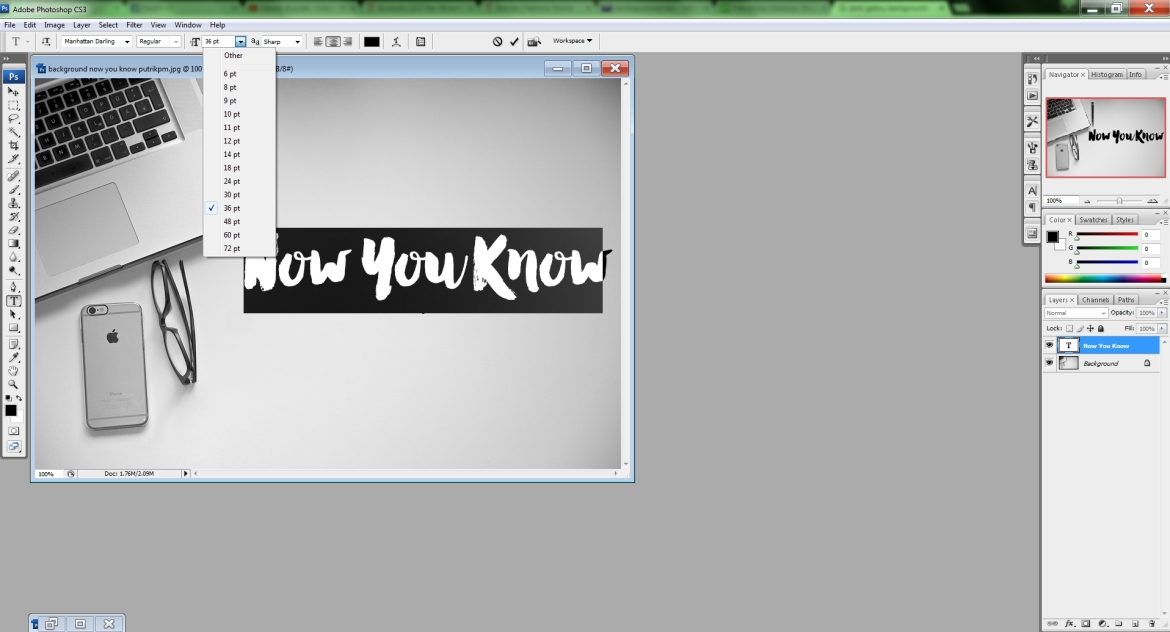 Photoshop now you know - putrikpm 4