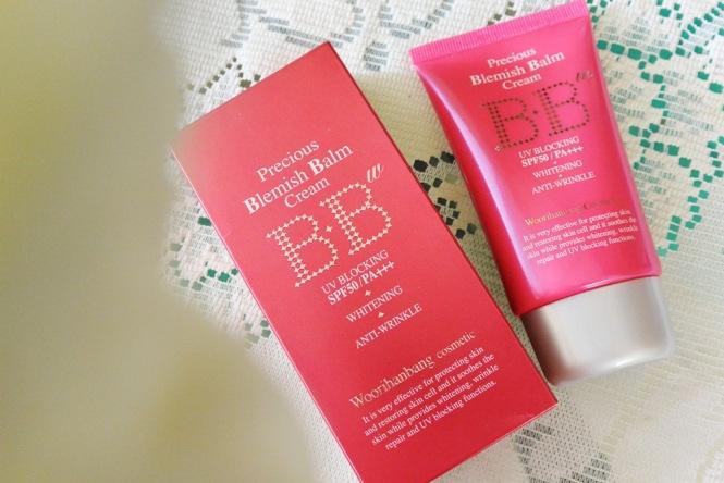 Senin Feminin_Make-Up Review_Precious Blemish Balm Cream 2