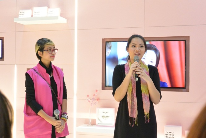 Sociolla Pop Up Plaza Indonesia Jennifer Hakim