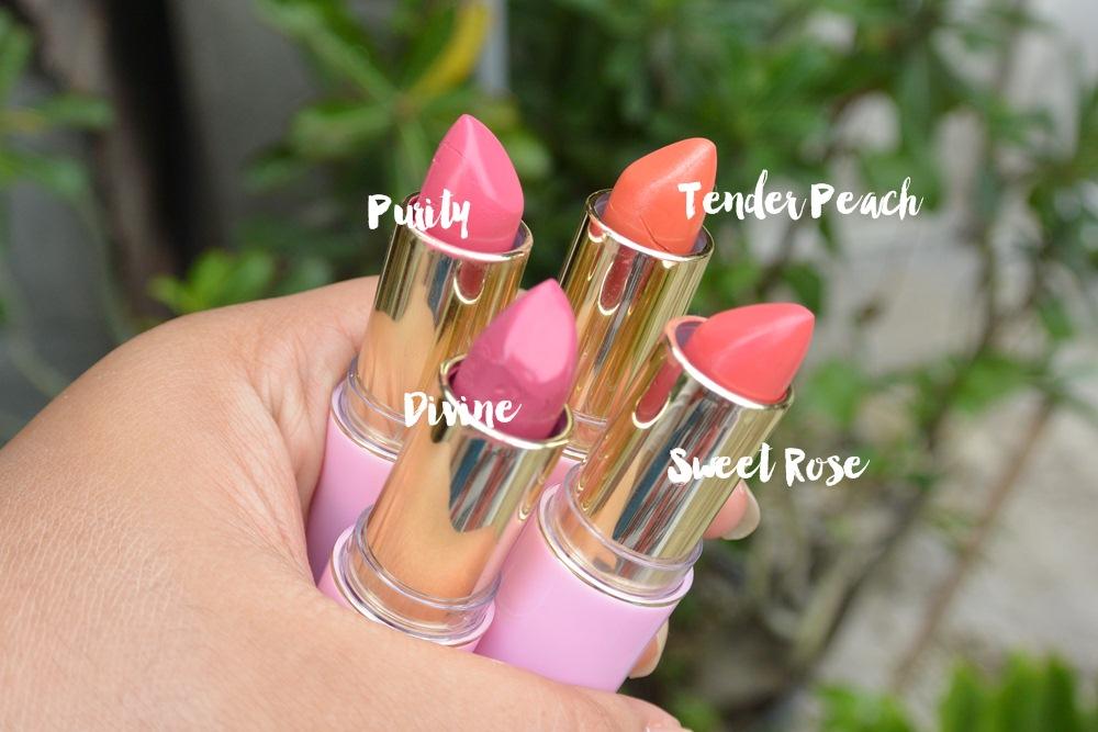 Sulamit Moist Lipstick Passion Series DelapanKata PutriKPM 4