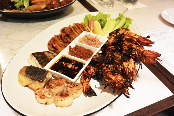 House Of Grill - Seafood Platter
