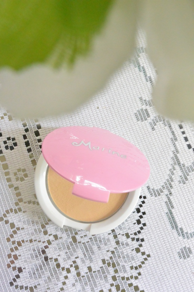 marina smooth and glow UV compact powder DELAPANKATA PUTRIKPM 4