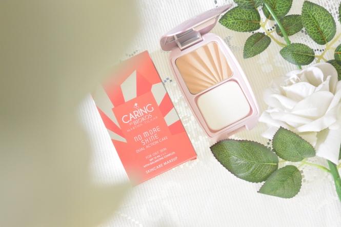 No More Shine - Caring by Biokos