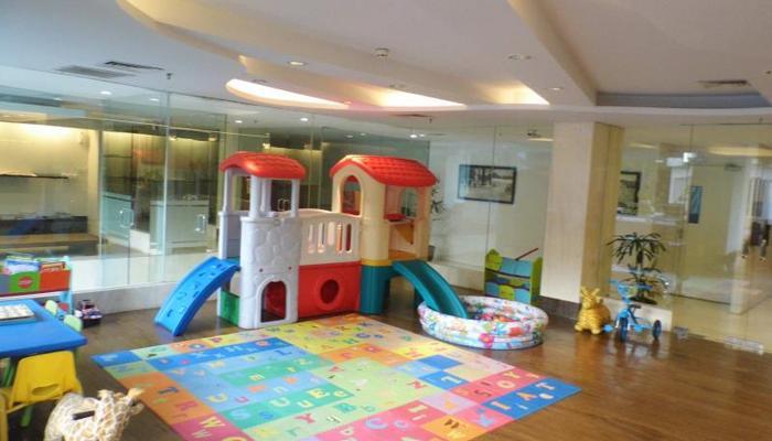 Kid's Playground @ Jambuluwuk Malioboro Boutique Hotel