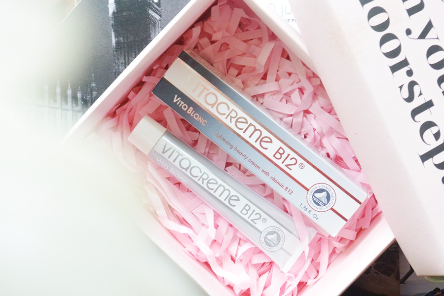Vitacreme B12 Vita Blanc Lightening Beauty Cream with Vitamin B12