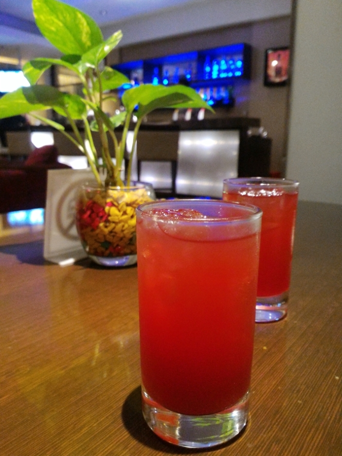 Welcome Drink at Jambuluwuk Malioboro Boutique Hotel