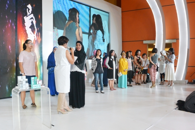 Beauty Class Competition - Beauty Talk Caring By Biokos - Delapankata