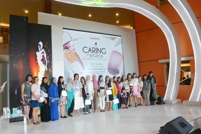 Beauty Class Competition Winner and Candidate - Beauty Talk Caring By Biokos - Delapankata