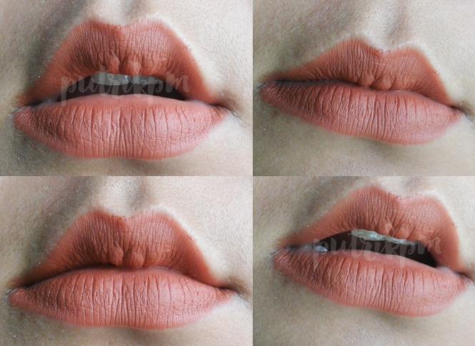 Purbasari Lipstick Color Matte 81_delapankata_putrikpm