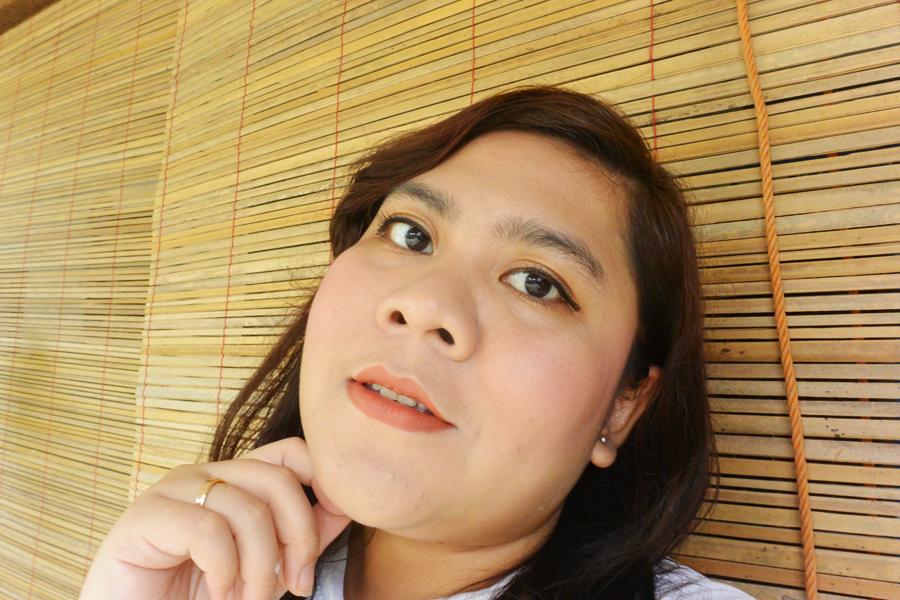 Wardah Longlasting Swatches To Lips - Delapankata - PutriKPM