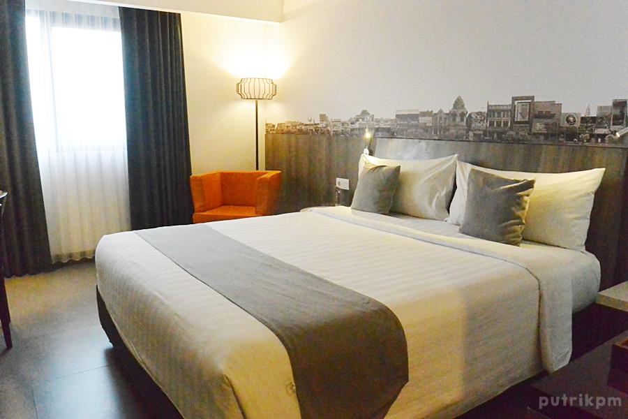 Kamar Standart Hotel Neo Malioboro - Delapankata