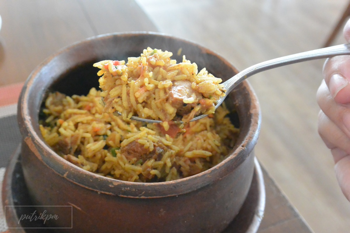 Nasi Biryani - Zanas Indian Fusion
