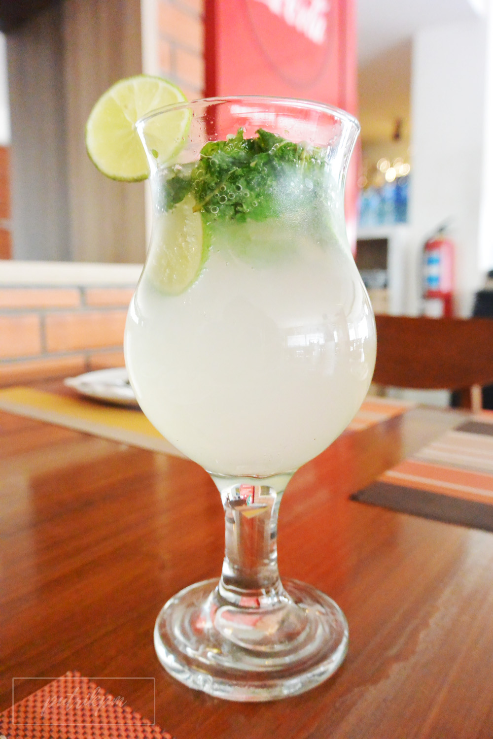 Virgin Mojito - Zanas Indian Fusion